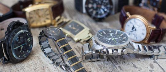 vendre montre de luxe